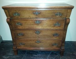 Hollandse commode