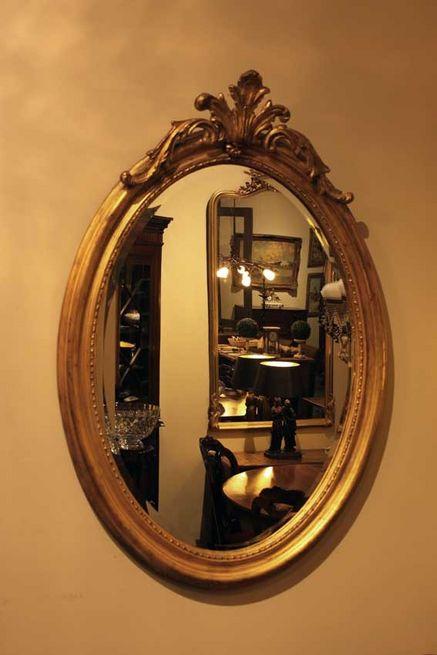 spiegels. Black Bedroom Furniture Sets. Home Design Ideas